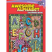 Awesome Alphabet - Dover Spark Publications