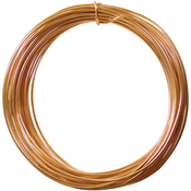 Gold - Aluminum Wire 12 Gauge 39' Coil