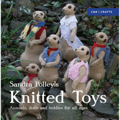 Sandra Polley's Knitted Toys - Collins & Brown Publishing