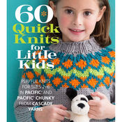 60 Quick Knits For Little Kids - Sixth & Springs Books