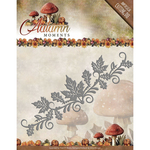 Leaves Border - Find It Trading Amy Design Autumn Moments Die