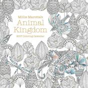 Animal Kingdom - Millie Marotta 2017 Coloring Calendar