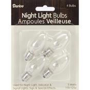 Night Light Bulbs 5 Watts