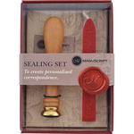 Fleur De Lys - Long Handled Design Sealing Set