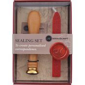 Wedding Rings - Long Handled Design Sealing Set