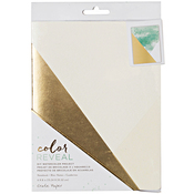 "Diagonals - Color Reveal Watercolor Notebook 6""X8"""