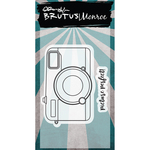 Picture Perfect - Brutus Monroe Clear Stamps 2X3
