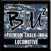 Locomotive - Brutus Monroe Mini Chalk Ink Pad