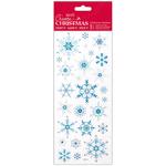 Snowflakes - Papermania Luxury Stickers