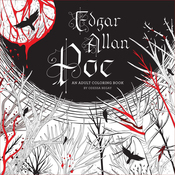 Edgar Allan Poe: An Adult Coloring Book - Lark Books