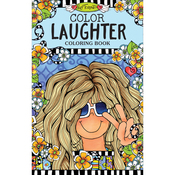 Color Laughter Coloring Book - Design Originals