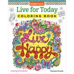 Live For Today Coloring Book - Design Originals