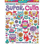Notebook Doodles Super Cute Coloring - Design Originals