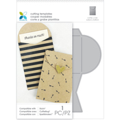 Simple Gift Card Envelope - Momenta Cut & Emboss Die