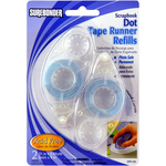 Dot Tape Runner Refills 2/Pkg