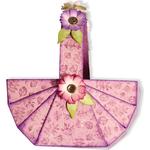 Floral Picnic Basket - Spellbinders Shapeabilities Dies