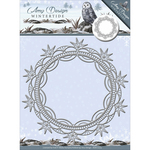 Ice Crystal Frame - Find It Trading Amy Design Wintertide Die