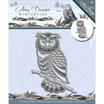 Owl - Find It Trading Amy Design Wintertide Die