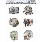 Wintertide - Find It Trading Amy Design Topper Sheet