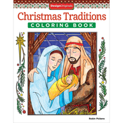 Christmas Traditions Coloring Book - Design Originals