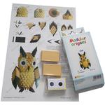 Owl - Modular Origami Kit