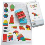 Parrot - Modular Origami Kit