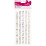 Borders - Papermania Glitter Dot Stickers