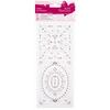 Frames & Flourishes - Papermania Glitter Dot Stickers