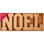 Noel - Papermania Create Christmas Light Up Letters