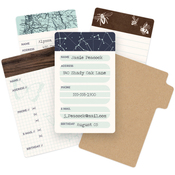 We R Typecast Mini Card Set 10/Pkg