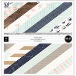 "Mint - We R Typecast Paper Pad 12""X12"" 36/Pkg"