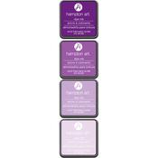 Lovely Lilac - Hampton Art Dye Ink Pads 4 Colors