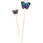 "2.5""X2"" 10 Count - Butterfly Plastic Canvas Kit"