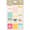 Make It Happen - Day 2 Day Planner Block Inspiration Stickers