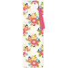 "Floral - Day 2 Day Planner Bookmark Insert 2.5""X8.25"""