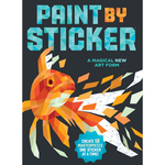 Paint By Sticker Book - Workman Publishing