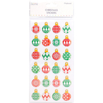 Baubles - Trimcraft Simply Creative Christmas 3D Stickers