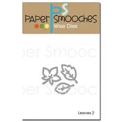 Leaves 2 - Paper Smooches Die