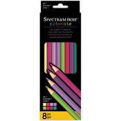 Set 1 - Spectrum Noir Colorista Pencils 8/Pkg -