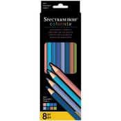 Set 2 - Spectrum Noir Colorista Pencils 8/Pkg -