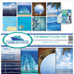 """Caribbean Cruise - Reminisce Collection Kit 12""""X12"""""""