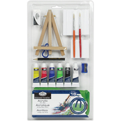 16pc - Mini Artist Painting Set