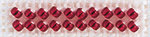 Rich Red - Mill Hill Petite Glass Seed Beads 2mm 1.6g