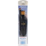 Majestic Watercolor Deluxe Paint Brush Set 5pcs