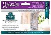 Bride & Groom - Die'sire Edge'ables Metal Dies 7/Pkg