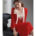 14-16-18-20-22 - Simplicity Misses Dress 8247