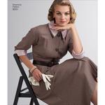 6-8-10-12-14 - Simplicity Misses Dress 8251