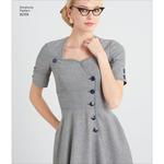 8-10-12-14-16 - Simplicity Misses Dress 8259