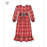 3-4-5-6 - Simplicity Child / Girl Sleepwear 8272
