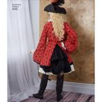 14-16-18-20-22 - Simplicity Misses Costume 8285